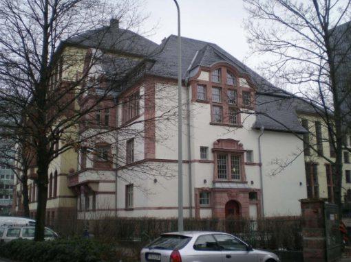 Holzfenster und Holzhaustüren: Schule für Bekleidung und Mode Frankfurt a.M.
