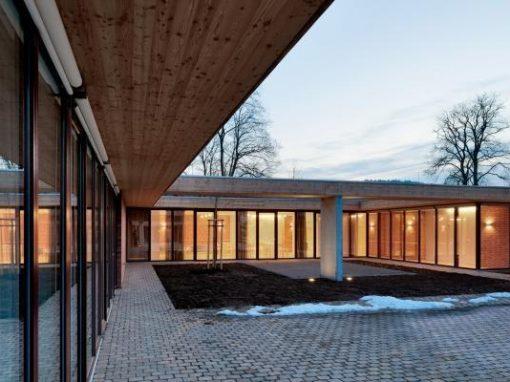 Holzfenster und Holzhaustüren: Hephata (Wohnheim) Breitenbach