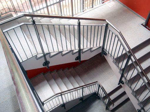 Stahltüren und Stahlzargen: Kaserne Rotenburg