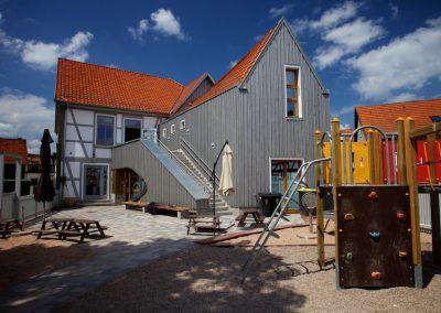 Holzfenster und Holzhaustüren: KiGa Untersuhl