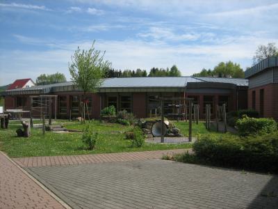 Holzfenster und Holzhaustüren: Paul-Moor-Schule Wehretal