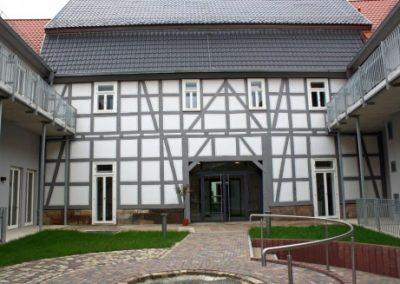 Holzfenster und Holzhaustüren: Wohnheim Immenhausen