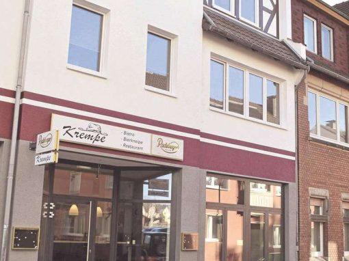 """Kunststofffenster und -haustüren: """"Zur Krempe"""" (Gaststätte) Bebra"""
