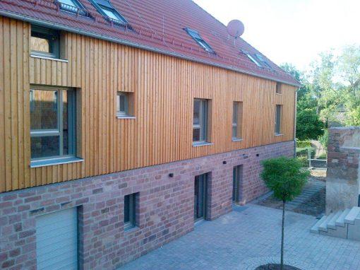 Holzfenster und Holzhaustüren: NRD (Wohnprojekt) Reinheim-Überau
