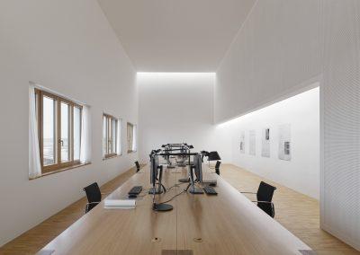Einbau-/Büromöbel und Teeküchen: Hafenhaus (Atelier) Zwenkau