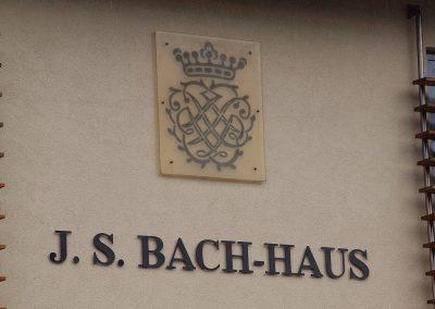 Außentüren und Innentüren: J.-S.-Bachhaus Bad Hersfeld