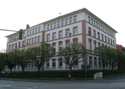 Holzfenster und Holzhaustüren: Liebigschule Gießen