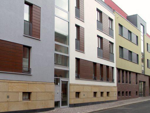 Holzfenster und Holzhaustüren: Wohnanlage (SWG) Eisenach