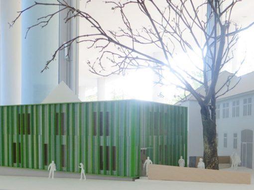 Holzfenster und Holzhaustüren: SOS-Kinderdorf Sossenheim