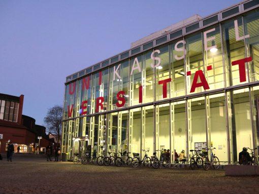 Brandschutz- und Einbruchschutzelemente: Universität Kassel
