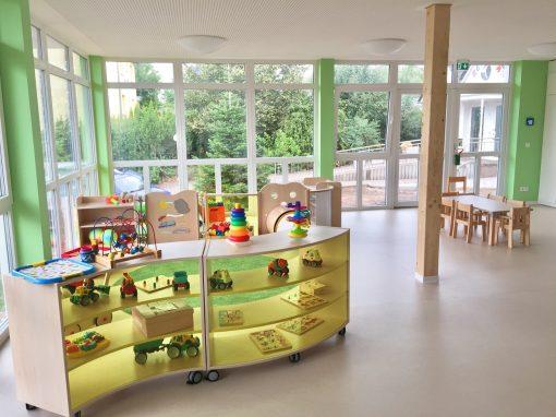 """Kunststofffenster und -haustüren: KiTa """"Arche Noah"""" Bebra"""