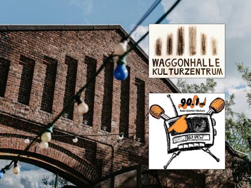 Holzfenster und Holzhaustüren: Waggonhalle und Radio Unerhört Marburg