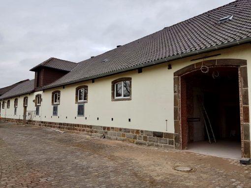 "Kunststofffenster: Bundeswehr Sportschule ""Reitstall"" Warendorf"