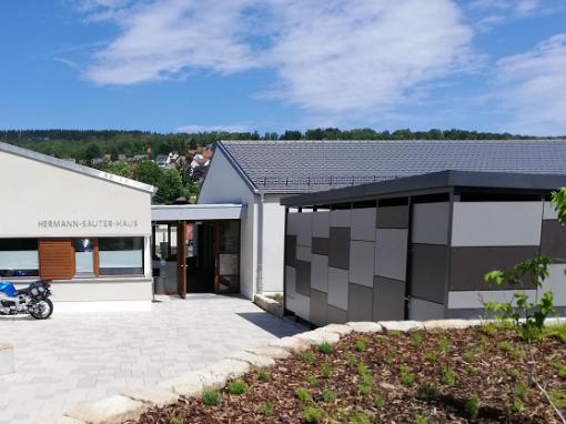 """Holzfenster und Holzhaustüren: Tagespflege & Gemeindezentrum """"DiaCom"""" Großalmerode"""