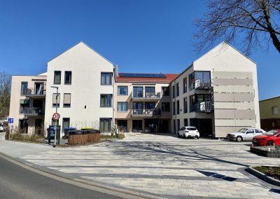 """Kunststofffenster und -haustüren: Pflegeheim """"LuWiA"""" Romrod"""