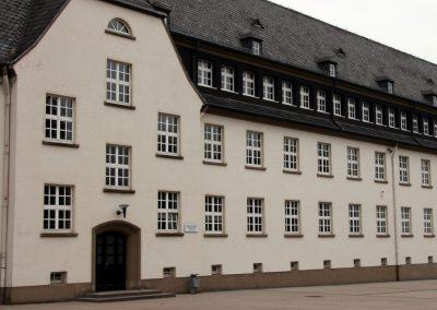 Holzfenster: Johannes-Kepler-Gymnasium Lebach