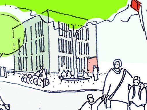 Holzfenster: Kinderhort HDS Nürnberg