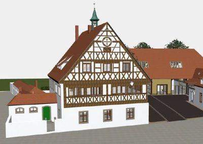 Holzfenster und Holzhaustüren: Stubeareal Freiburg im Breisgau